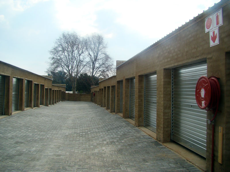 Self Storage Midrand Self Storage In Pretoria Midrand